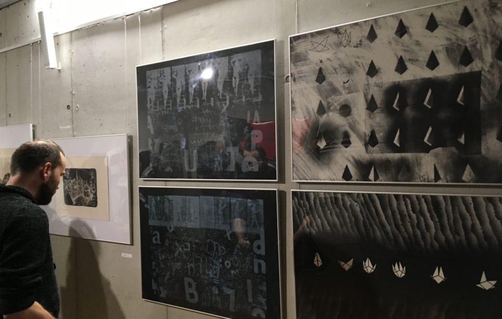 Litografie w Centrum Spotkania Kultur w Lublinie
