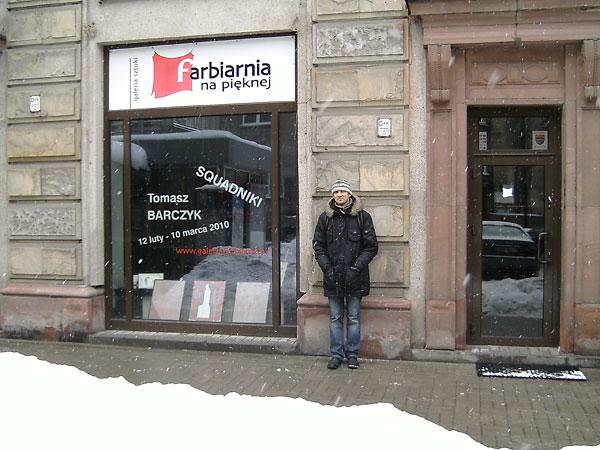 Squadniki – Galeria Farbiarnia